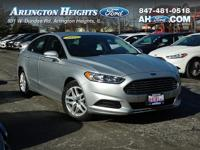 New Price! 2015 Ford Fusion SE CARFAX One-Owner.