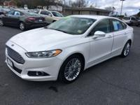 New Price! Fusion SE, 4D Sedan, EcoBoost 2.0L I4 GTDi