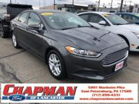 New Price! CHAPMAN LANCASTER . 2015 Ford Fusion SE