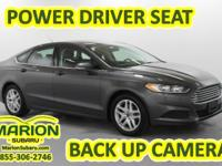 New Price! Magn Metallic 2015 Ford Fusion SE FWD