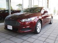 2015 Ford Fusion SE 2.5L iVCT FWD Bronze 6-Speed