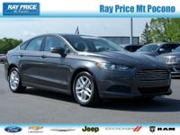 4D Sedan, 2.5L iVCT, 6-Speed Automatic, FWD, Gray,