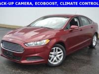 CARFAX One-Owner. 6-Speed Automatic.1.5L Ecoboost
