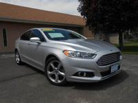 2015 FORD FUSION SE AWD WITH ONLY 45K MILES! HARD TO