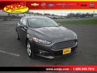 Oh yeah!! Web Deal on this trustworthy 2015 Ford Fusion