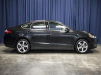 One Owner Clean Carfax AWD Sedan with Backup Camera!