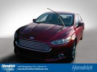 Options:  2015 Ford Fusion Se|Ruby Red Tinted