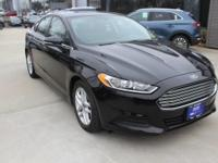 This 2015 Ford Fusion is offered to you for sale by