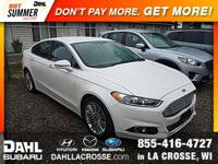2015 Ford Fusion SE *LEATHER INTERIOR*, *HEATED FRONT