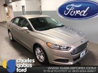 Recent Arrival! Certified. 2015 Ford Fusion SE Tectonic