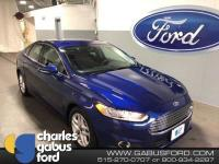 Recent Arrival! Certified. 2015 Ford Fusion SE Deep