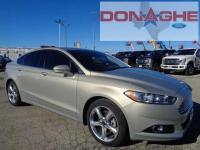 Tectonic 2015 Ford Fusion SE FWD 6-Speed Automatic 2.5L