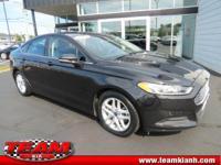 Fusion SE, 4D Sedan, 2.5L iVCT, 6-Speed Automatic, FWD,