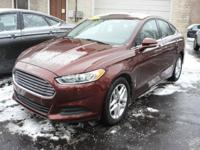 Options:  2015 Ford Fusion Se 4Dr Sedan|Sunset|Our One