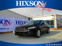 Check out this gently-used 2015 Ford Fusion we recently