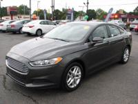 The Foed Fusion is a mid sized sedan. Some specs are