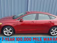 This 2015 Ford Fusion SE is offered to you for sale by