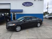 Options:  2015 Ford Fusion Se|Black|**One