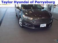 Fusion Ford 2015 6-Speed Automatic FWD EcoBoost 1.5L I4