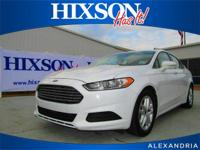 This 2015 Ford Fusion SE is proudly offered by Hixson