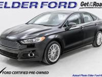 New Price! Certified. Clean CARFAX. 2015 Ford Fusion SE