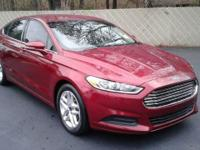 Options:  2015 Ford Fusion 4Dr Sedan Se Fwd|This 2015