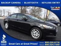 Used 2015 Ford Fusion, DESIRABLE FEATURES: a BACKUP