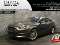New Price! CARFAX One-Owner. Clean CARFAX. 2015 Ford