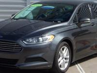 Looking for a clean, well-cared for 2015 Ford Fusion?