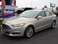 4 new tires on this AWD Titanium Fusion. Loaded with