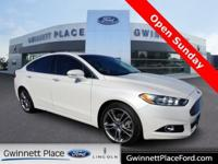 CARFAX One-Owner. Certified. White Platinum Metallic