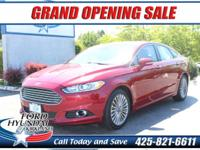 New Price! CARFAX One-Owner. Clean CARFAX. 6-Speed