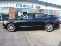 2015 Ford Fusion Titanium All Wheel Drive With