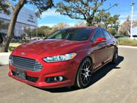 You can find this 2015 Ford Fusion Titanium and many