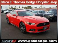 *This 2015 Ford Mustang EcoBoost is sweet! It has the