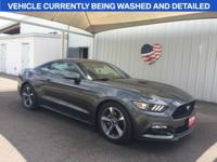 Recent Arrival! 2015 Ford Mustang V6 RWD 6-Speed 3.7L