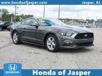 Options:  2015 Ford Mustang 2Dr Fastback Ecoboost|Power
