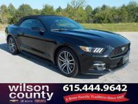 2015 Ford Mustang EcoBoost Premium EcoBoost 2.3L I4