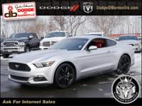 Options:  2015 Ford Mustang Ecoboost Premium|Ingot