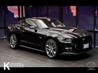Mustang GT Premium, 5.0L V8 Ti-VCT, 6-Speed Automatic