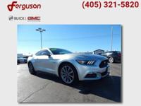 New Price! 2015 Ford Mustang GT RWD 6-Speed Manual 5.0L