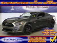 **** JUST IN FOLKS! THIS 2015 FORD MUSTANG GT HAS JUST