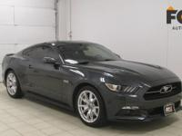 This 2015 Ford Mustang GT is proudly offered by FOX