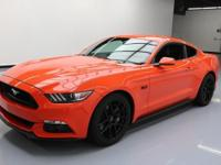 2015 Ford Mustang with 5.0L V8 Engine,6-Speed Manual