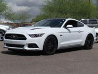 CARFAX One-Owner.  2015 Ford Mustang GT 5.0L V8 Ti-VCT