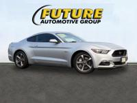Look at this 2015 Ford Mustang GT. Its Automatic