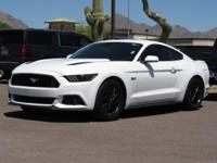 Recent Arrival! Clean CARFAX. 2015 Ford Mustang GT RWD