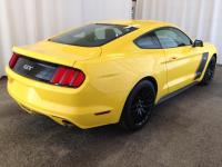 This 2015 Ford Mustang GT has only 9,733 miles on it.