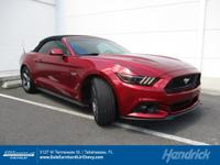 Look at this 2015 Ford Mustang GT Premium. Its