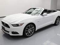 2015 Ford Mustang with 5.0L V8 Engine,Automatic